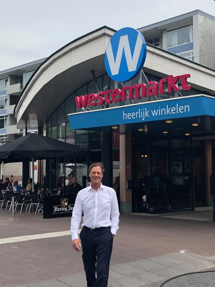 Edwin Prince gaat aan de slag als manager van Westermarkt.