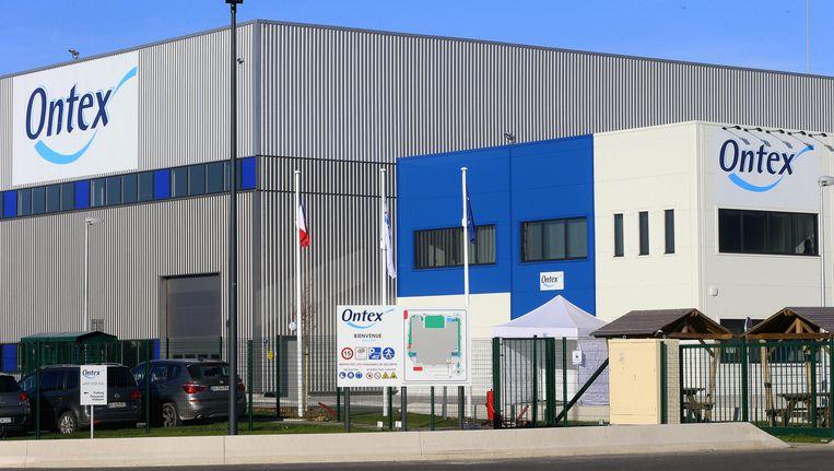 Ontex maakt een winst van 10,27 procent bij een slotkoers van 33,11 euro.