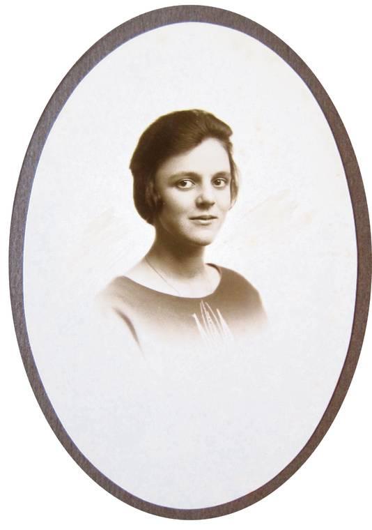 Guusje van Hattum (1904-1977).