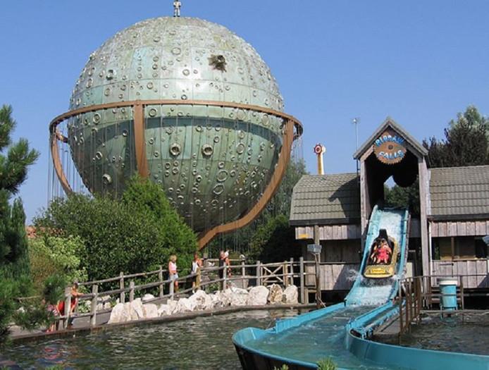Attractiepark Slagharen.