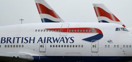 British Airways vliegt even niet op Caïro