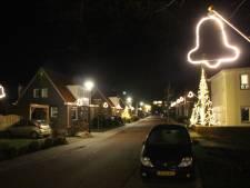 Kerstboodschap Prins Hendrikstraat 'klinkt' deze winter in ledlampjes