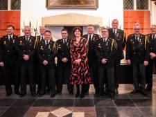 Tien West-Zeeuws-Vlaamse brandweermannen in het zonnetje gezet