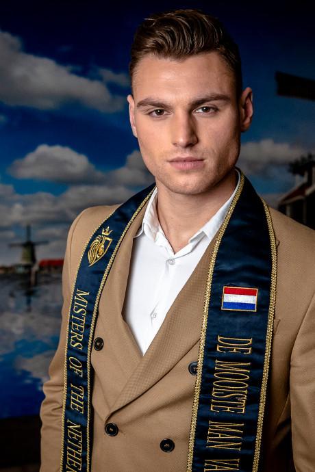 Paul uit Gorinchem(23) is misschien wel 'de mooiste man ter wereld'