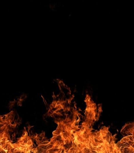 Ballenvanger in brand gestoken bij voetbalclub Halsteren: daders zijn gefilmd