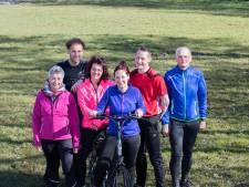 Team De Tukkers: uitzien naar afzien in strijd tegen Alzheimer