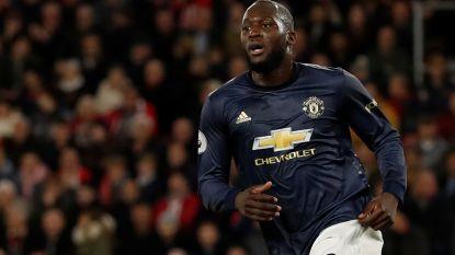 Manchester United lijdt puntenverlies bij de voorlaatste, Romelu Lukaku scoort wel zijn eerste sinds 15 september