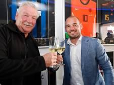 Maakt na Robben ook Wesley Sneijder rentree na smeekbede Utrecht-fans?