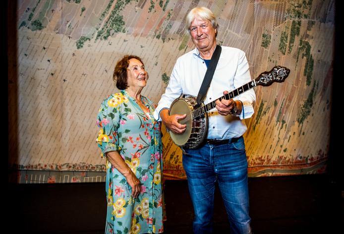 Marianne de Jong en Gerard Tavenier.