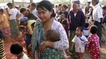 """""""Vrouwen uit Myanmar massaal verkocht aan Chinese mannen"""""""