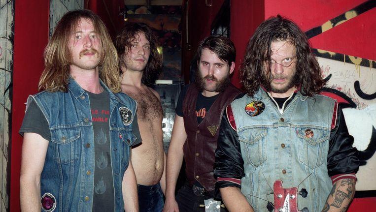 Death Alley behoort tot één van de bands die je moet zien op Eurosonic/Noorderslag Beeld Rick Erfmann