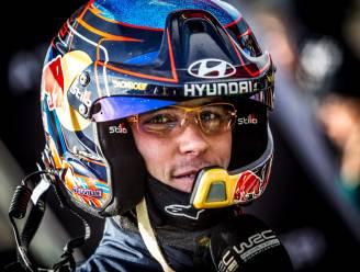 Thierry Neuville overklast tegenstand in rallykampioenschap van Italië