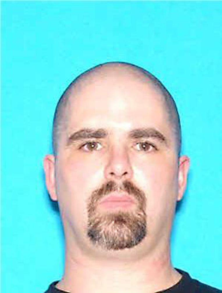 Wade Michael Page, de dader van de aanslag.