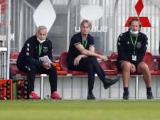 Adrie Koster: 'Het was vele malen beter dan tegen Heerenveen'