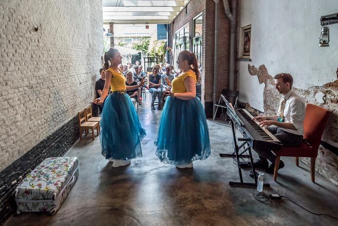 Delft Fringe Festival  Prima Donna's op het Rietveld