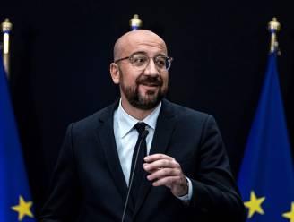 """EU-president Charles Michel: """"Zonder Europese samenwerking wint het virus en verliest de democratie"""""""