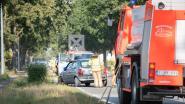 Verkeershinder door ongeval met vrachtwagen en personenwagen in Melden
