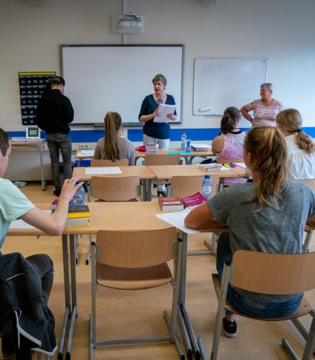 Betuwse docenten en leerlingen maken overuren voor herexamens
