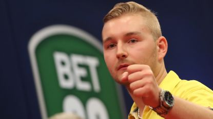 Dimitri Van Den Bergh start tegen Amerikaanse qualifier in eerste WK darts zonder 'The Power'