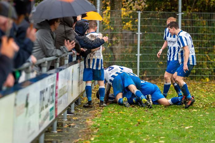 ''s-Heer Arendskerke won zaterdag met 0-3 bij Walcheren. Zaterdag treffen de ploegen elkaar opnieuw.