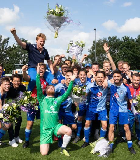 Indelingen amateurvoetbal seizoen 2019-2020