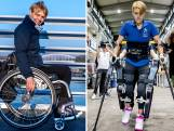Utrechtse Sjaan (44) kan met dit 'robotpak' na 20 jaar weer lopen en gaat voor goud op Bionische Spelen