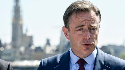 """Bart De Wever: """"Samen besturen met Groen? Geen haar op mijn hoofd dat daar aan denkt"""""""