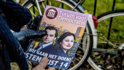 """Nederlanders kiezen nieuwe gemeenteraden en stemmen over """"aftapwet"""""""