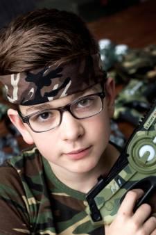 Wat deed jij toen je 11 was? Krijn start verhuurbedrijf voor lasergames in Leidsche Rijn