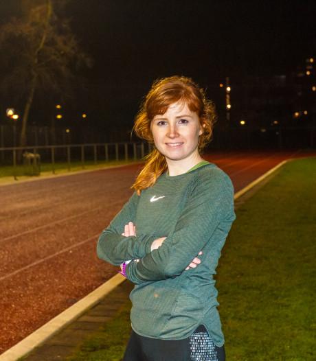 Atlete Daphne Lamboo wil titel in crossklassement verdedigen
