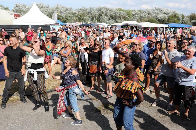 Afro C lokte in 2018 tussen de 17.000 en 18.000 bezoekers, dat was minder dan tijdens vorige edities.