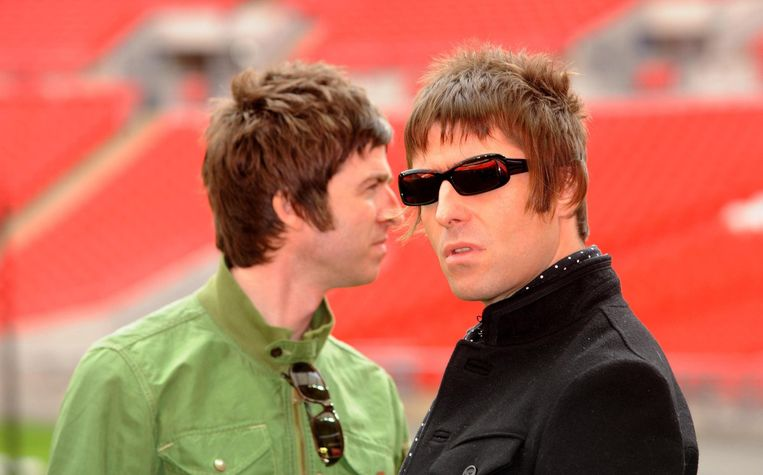 Noel en Liam Gallagher