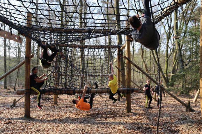 Nieuwe trainingslocatie van 7Hills Survival in museumpark Orientalis.