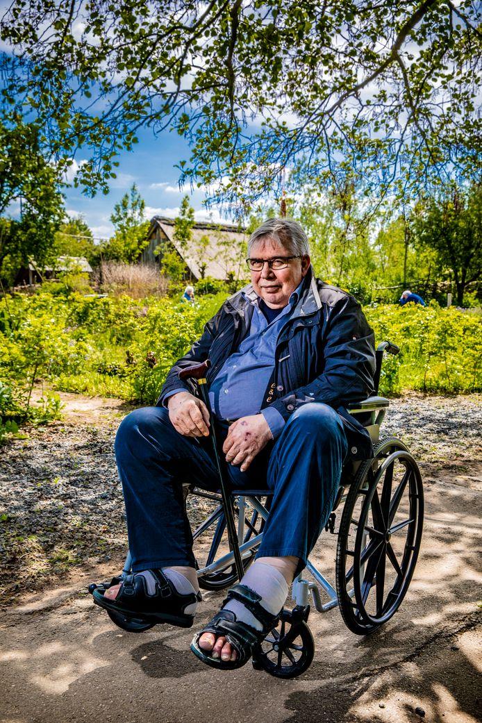 Henk Tennekes, hier op een vorig jaar gemaakte foto.
