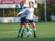 Indeling vrouwenvoetbal seizoen 2020/2021
