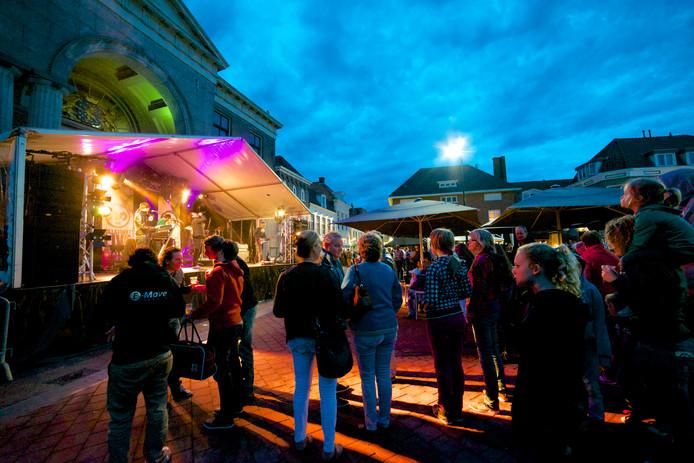 Harderwijk Live op de Markt staat ook dit jaar weer meerdere keren op de evenementenkalender.