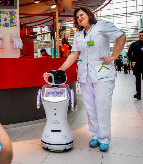 IJsselland Ziekenhuis: oplossen personeelstekort door technologie