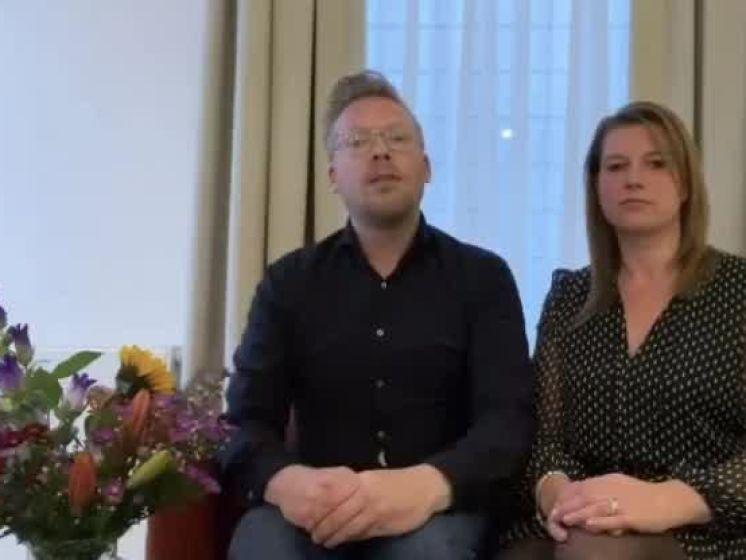 Woerdense kroegbaas doet parodie op koning Willem-Alexander