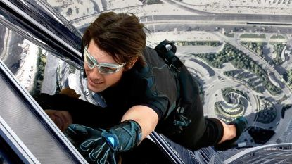 Tom Cruise gewond geraakt tijdens opnames 'Mission: Impossible 6'