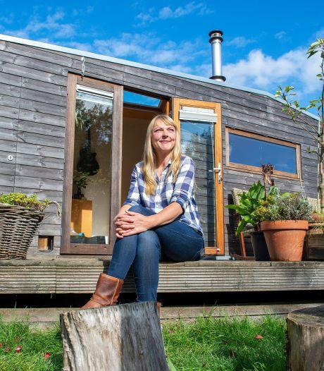 Spijt van een tiny house in een lockdown? 'Welnee, ga eens naar iemand op drie hoog in een flat'
