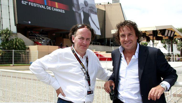 De film is een internationale bewerking van Wit Licht van Jean van de Velde, waarin Marco Borsato de hoofdrol speelt. Foto ANP Beeld