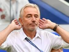 Van Marwijk houdt hoop op knock-outfase na remise tegen Denen