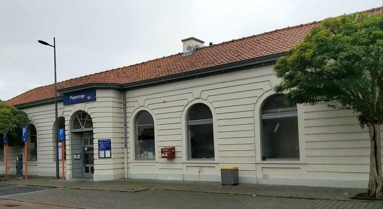 Station Poperinge