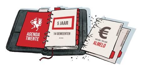 Almelo: geen geld Twentse agenda, die 'teveel op pedant Enschede is gericht'
