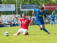 Nieuwkuijk handhaaft zich na prima optreden bij SC Hoge Vucht: 0-6