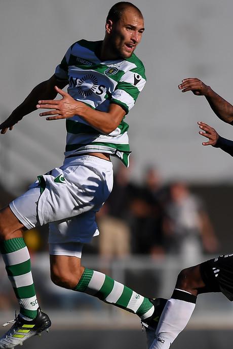 Bas Dost blijft maar scoren voor Sporting