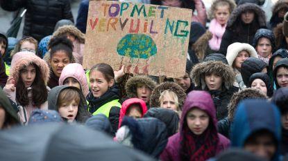 Crevits schakelt commissie in om polemiek rond scholen en klimaatacties te beslechten