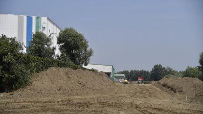 Vervuilde grond verstoort heraanleg