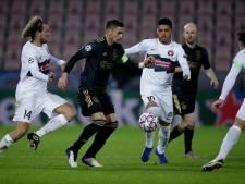 Ajax en Midtjylland blijven verdwaasd achter na coronasoap