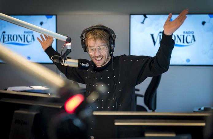 Radio-presentator Giel Beelen